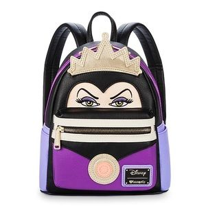 Disney parks Evul Queen Loungefly backpack